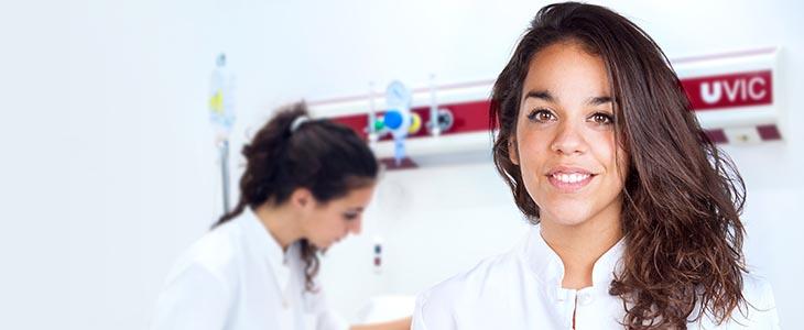 Grado en Enfermería | UVic